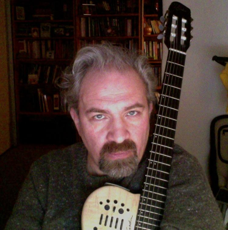 Guitarist Jack DeSalvo