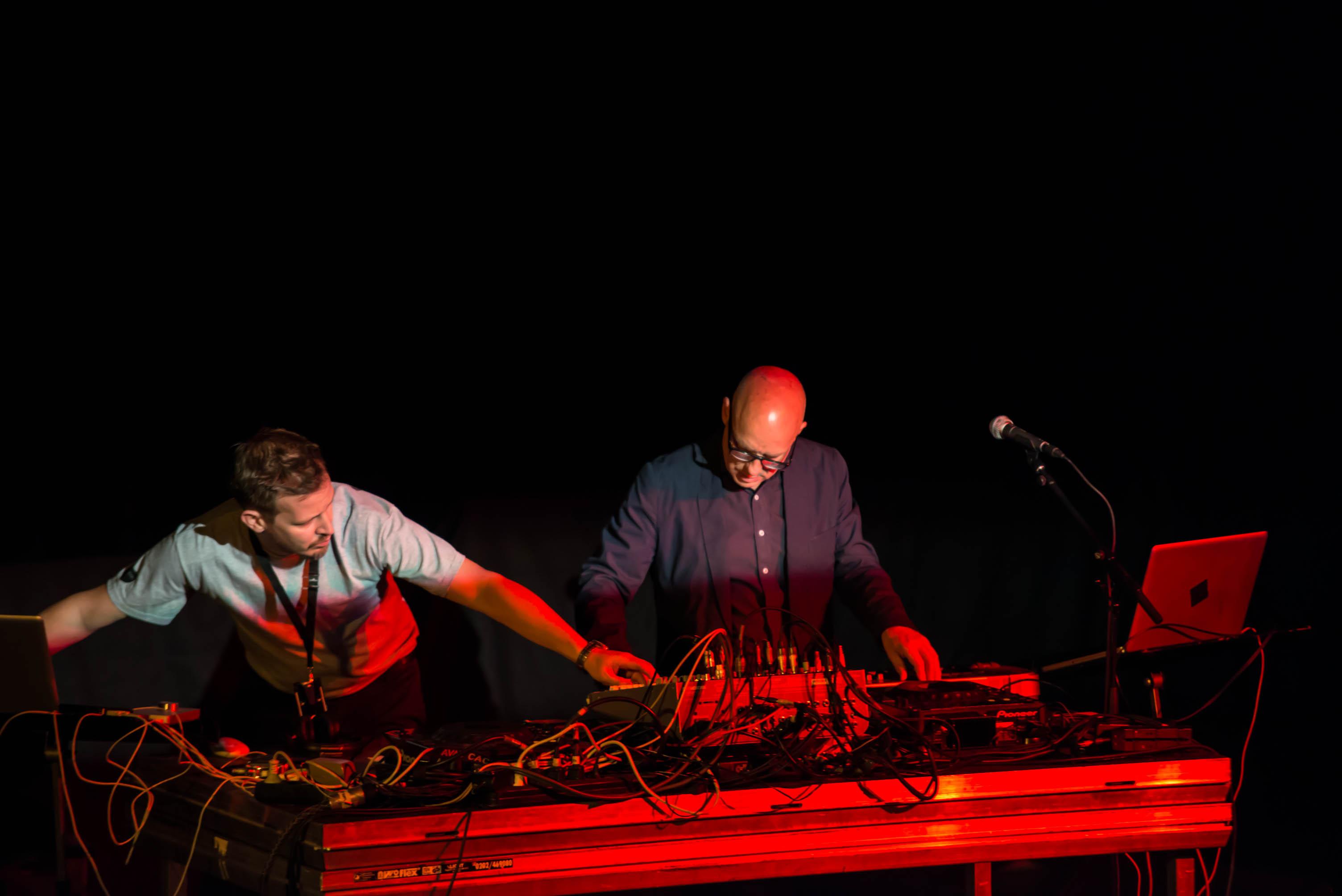 Punkt 2012: Brian Eno/J. Peter Schwalm
