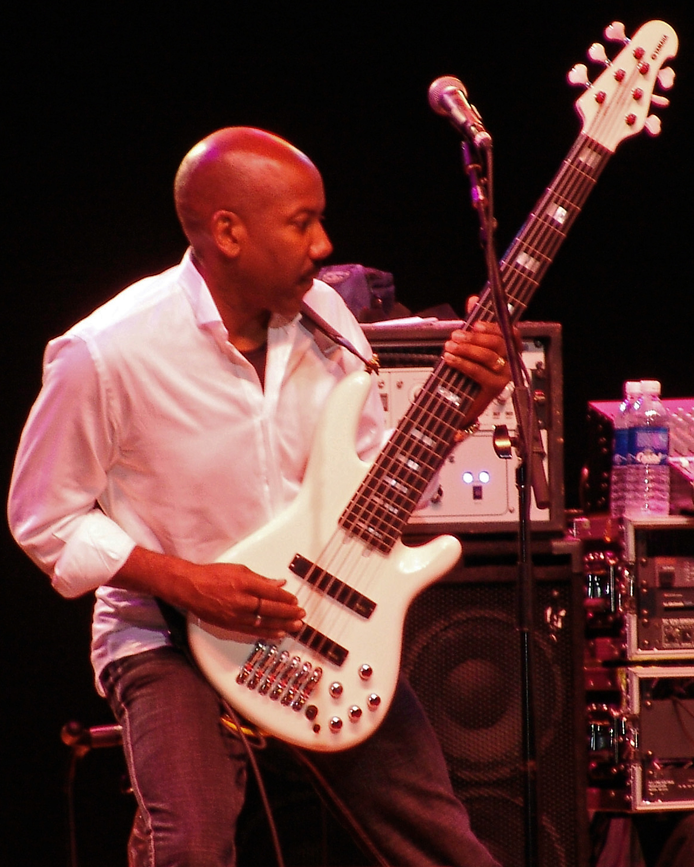 Nathan East of Fourplay, 2006 Capital Jazzfest (MD)