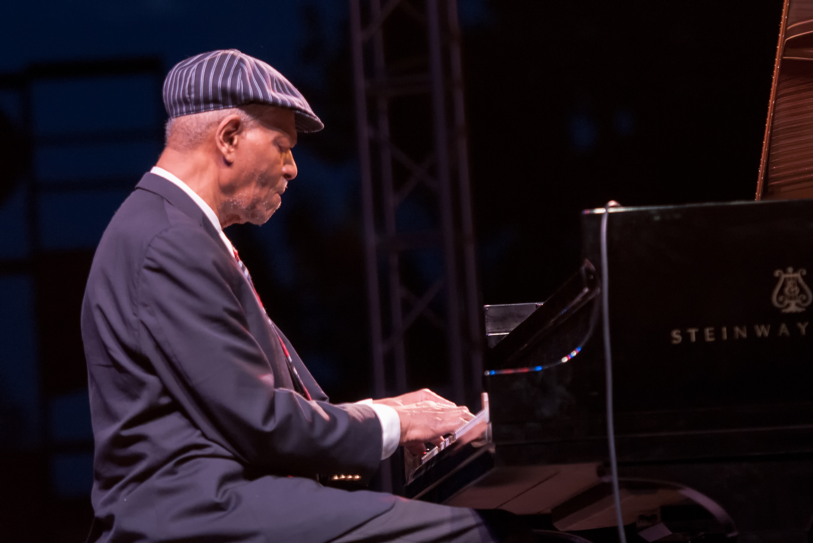 Mccoy tyner and quartet at the scottsdale performing arts center