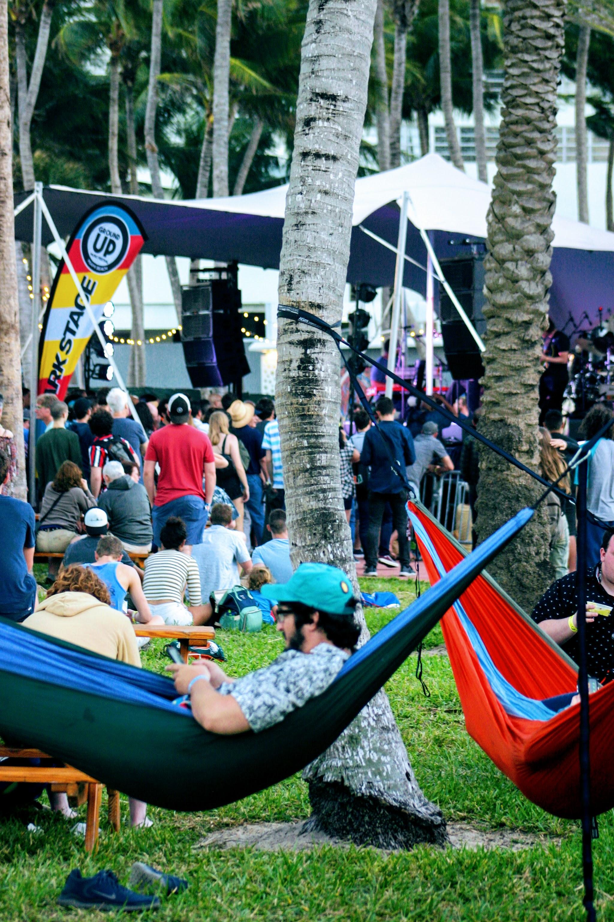 The Grove at GUM Fest