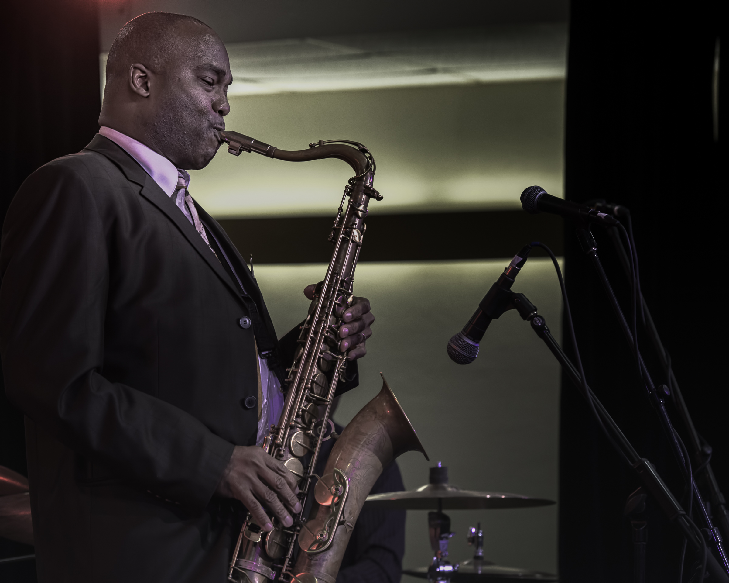 James Carter with Organ Trio at the Monterey Jazz Festival