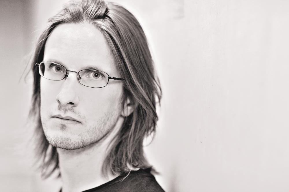 Steven Wilson Publicity Still 2016