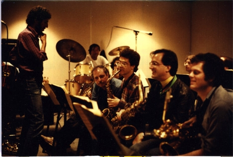 Bob Mintzer Big Band, 1983