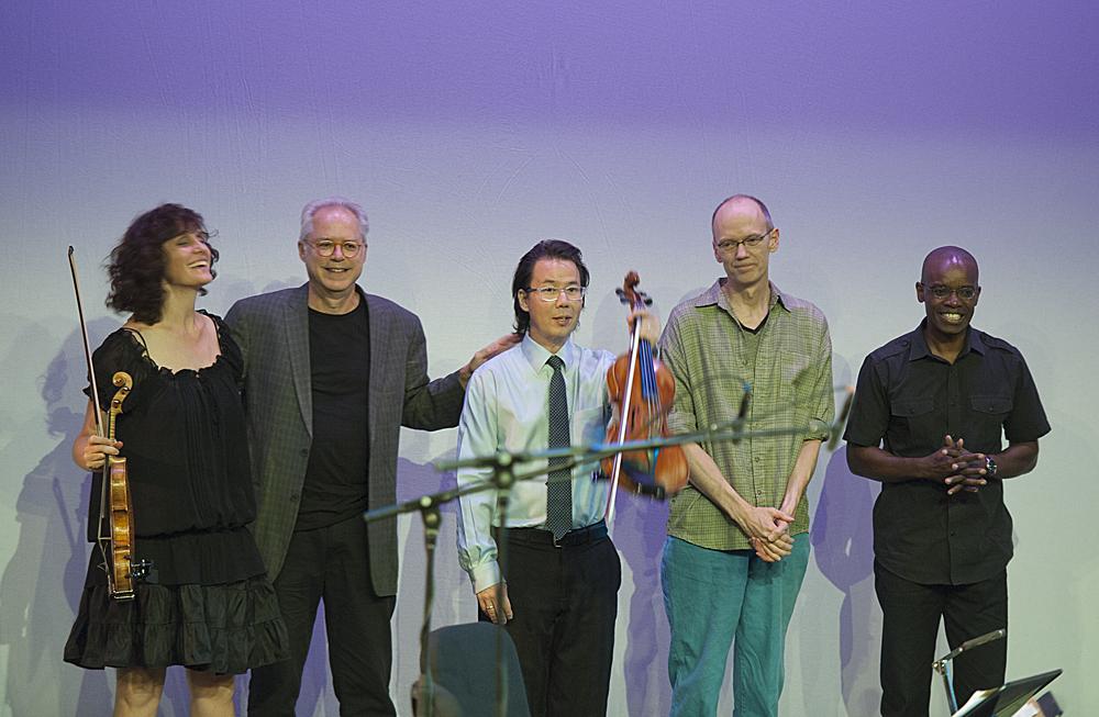 Bill Frisell 858 Quartet/Beautiful Dreamer Trio