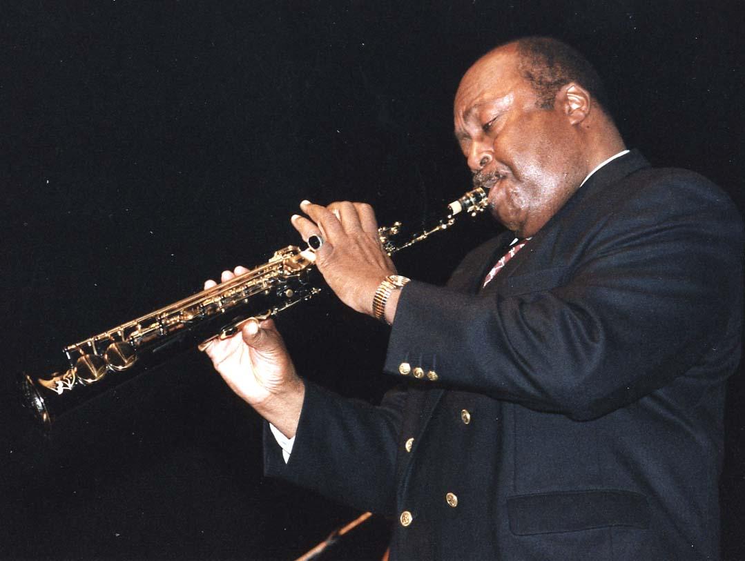 Nathan Davis, Guinness Cork Jazz Festival Oct 1997