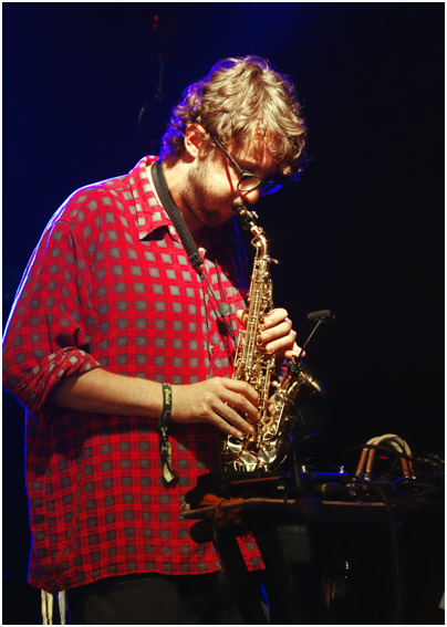 Jack wylie, portico quartet, love supreme jazz festival