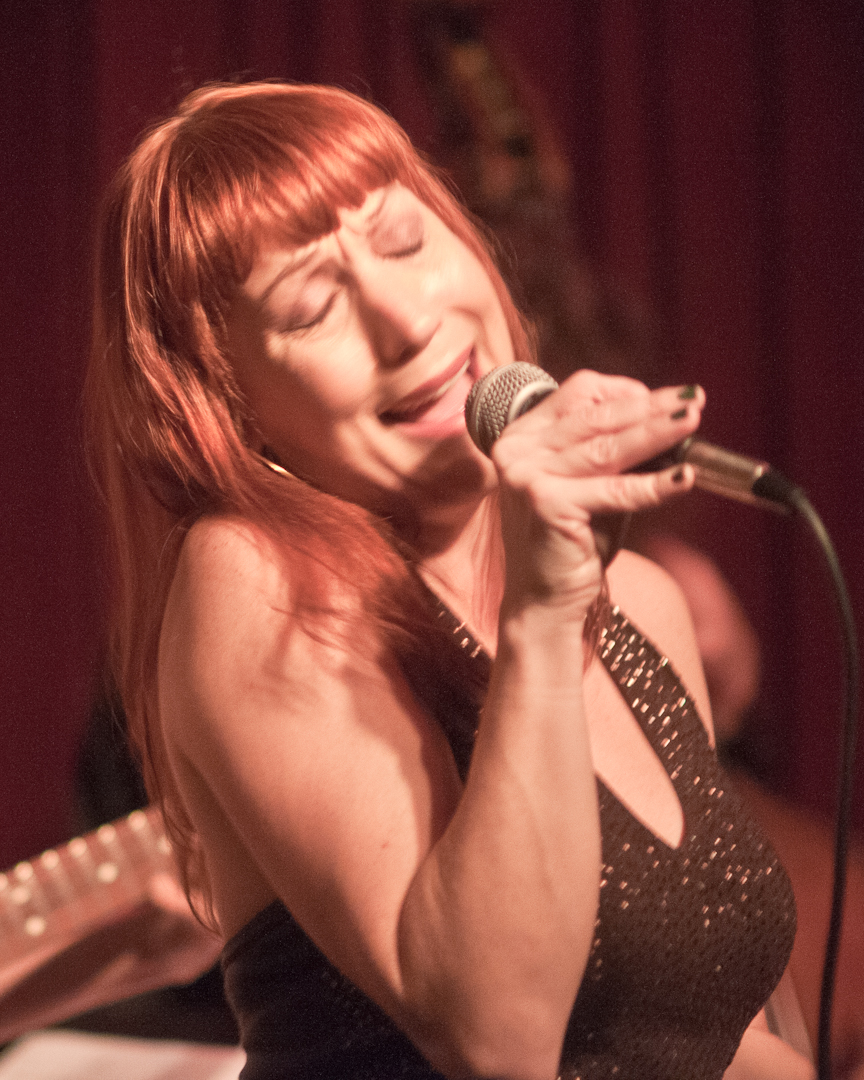 Victoria Cave with Nickle and Dime Ops at Smoke Jazz Club