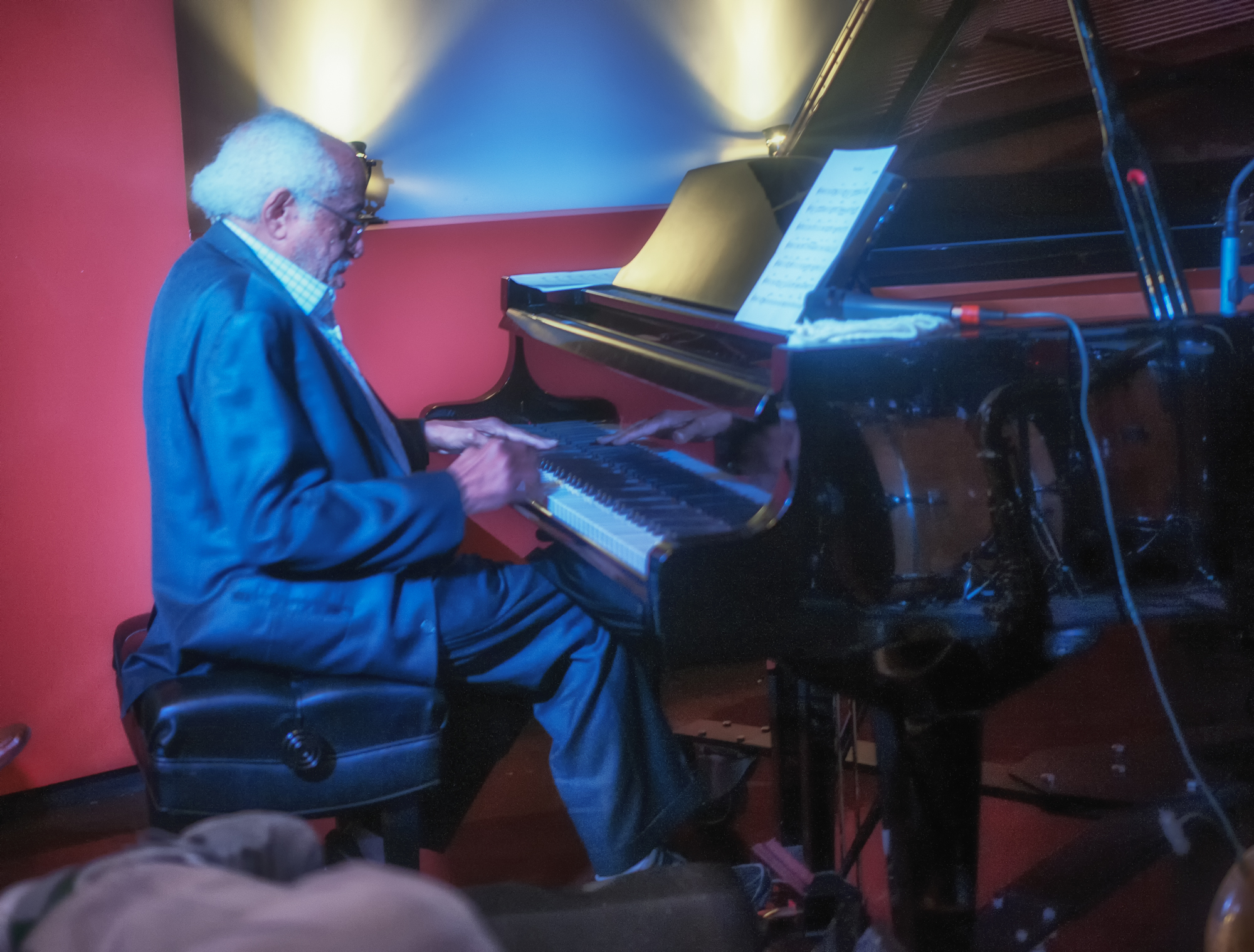 Barry Harris At The Nash's Second Anniversary Celebration In Phoenix