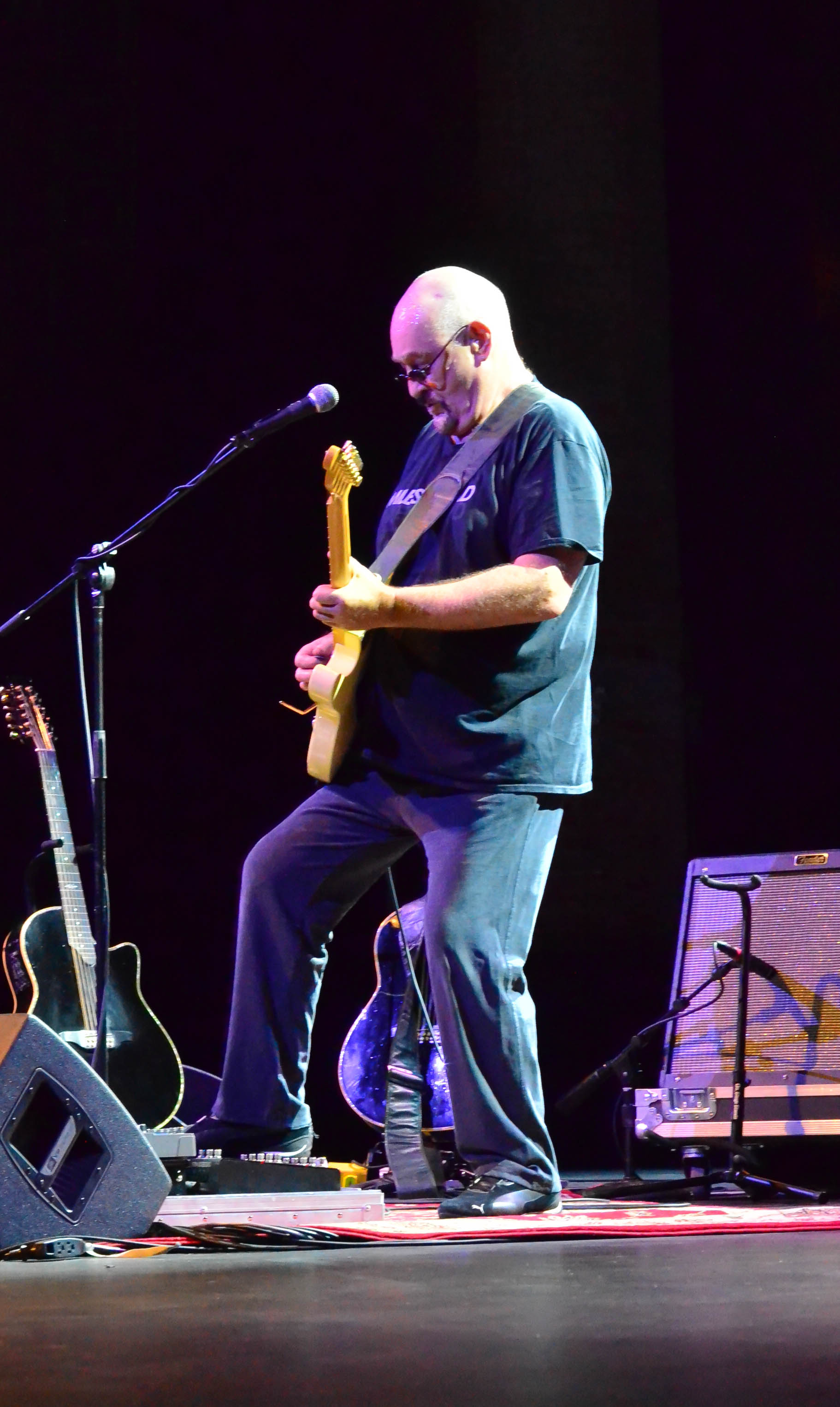Dave Mason at The Paramount in Huntington, NY on July 25, 2015.