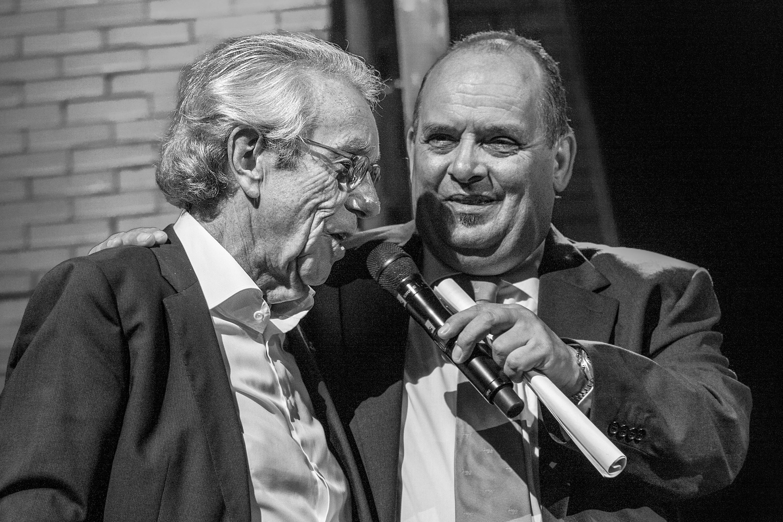 Louis Van Dijk Interviewed by Hans Mantel
