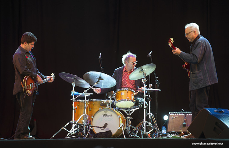 Bill Frisell Trio at Peace Center