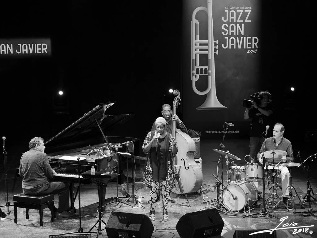 Bruce Barth Trio y Rene Marie-2018