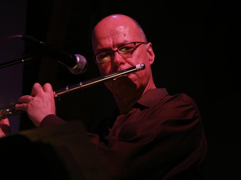 Bob Sheppard Quartet: Half Moon Bay, CA, August 7, 2011