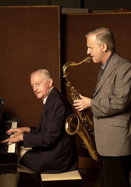 Eddie Higgins & Scott Hamilton 2004