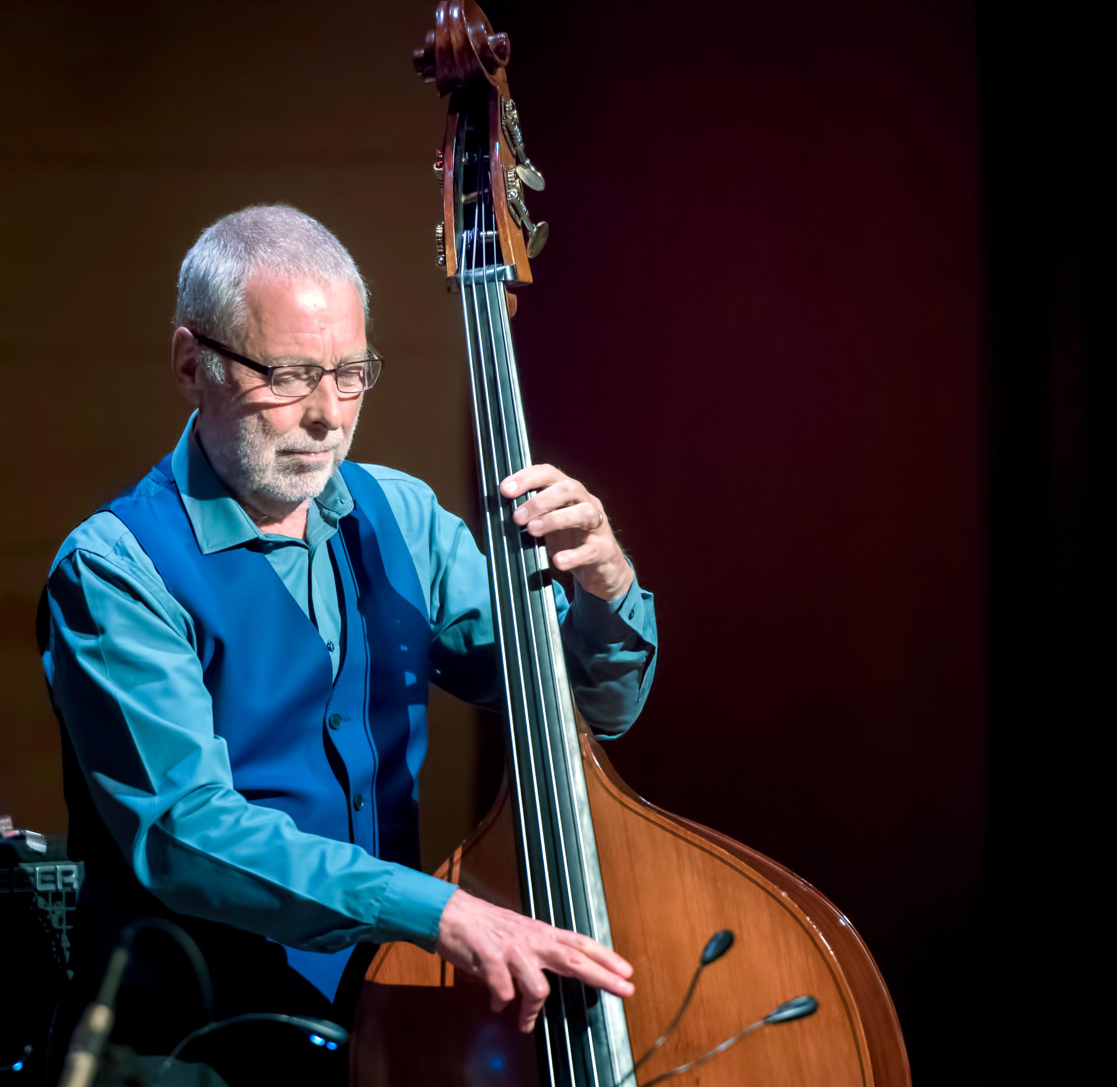 Dave Holland with Zakir Hussain and Chris Potter At The Musical Instrument Museum (MIM) In Phoenix