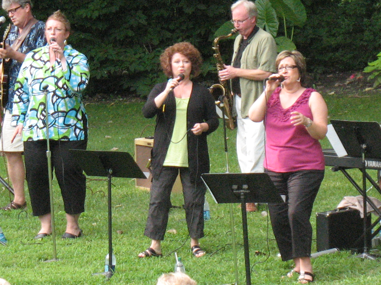Jazz in the Garden with 6th Edition