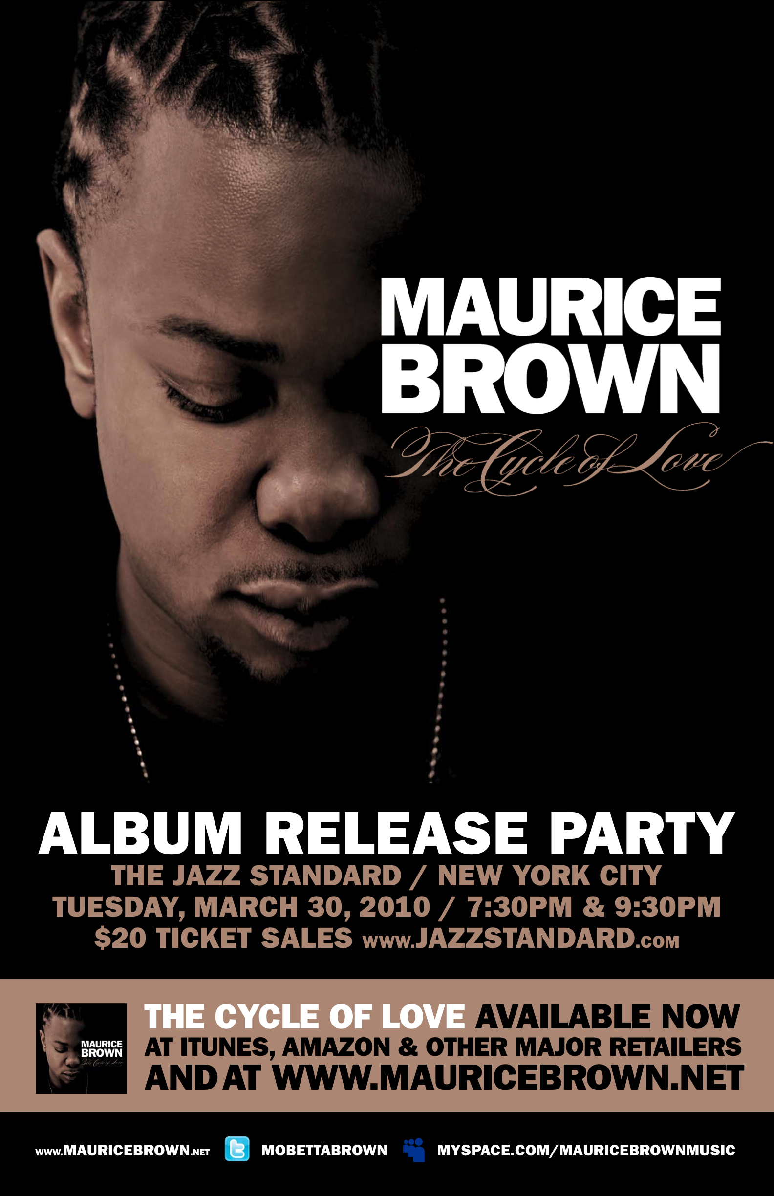 © Maurice Brown. All Rights Reserved.