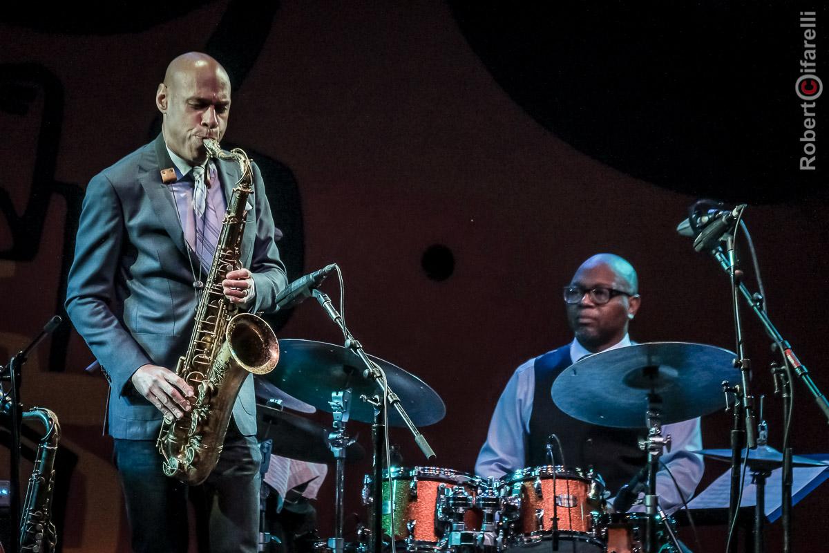Joshua Redman - 60th Monterey Jazz Festival, 2017