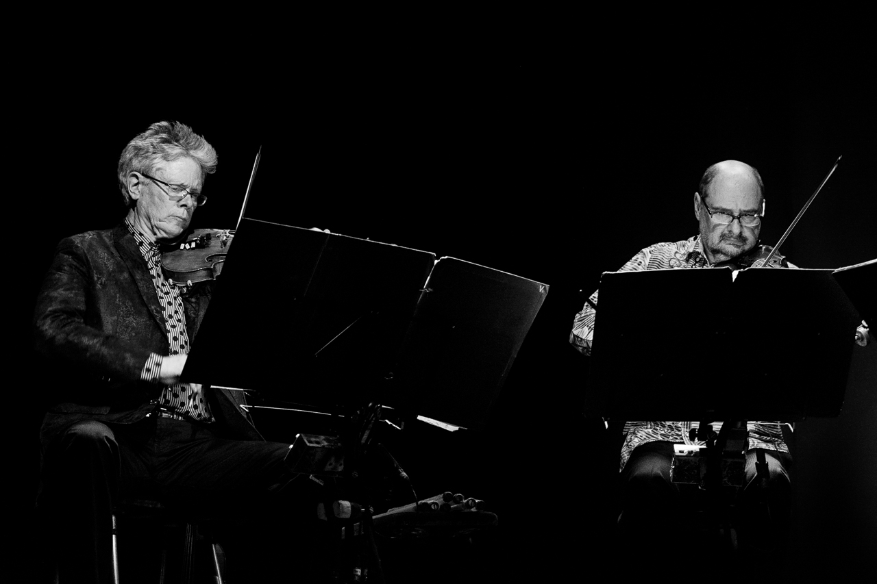 David Harrington, John Sherba, Kronos Quartet