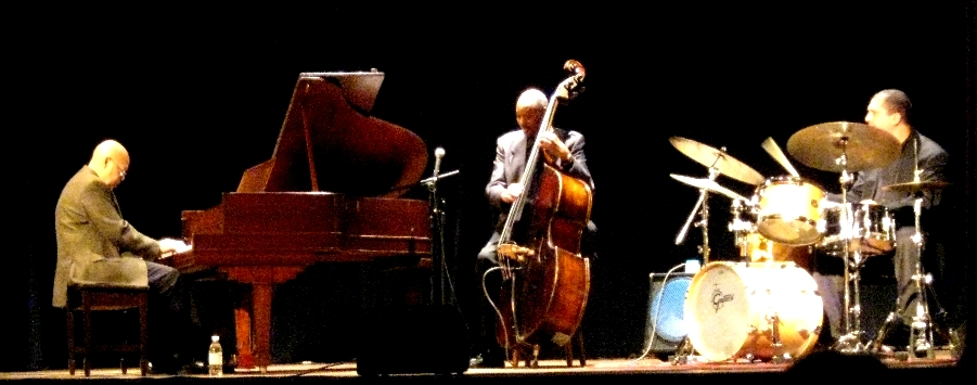 The Paul West Trio