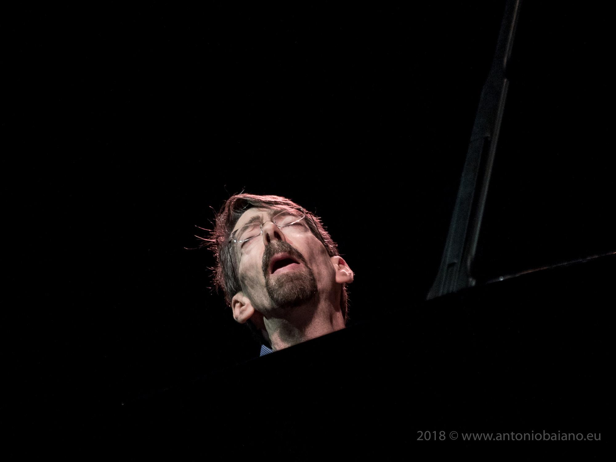 Fred Hersch piano solo - TJF 2018