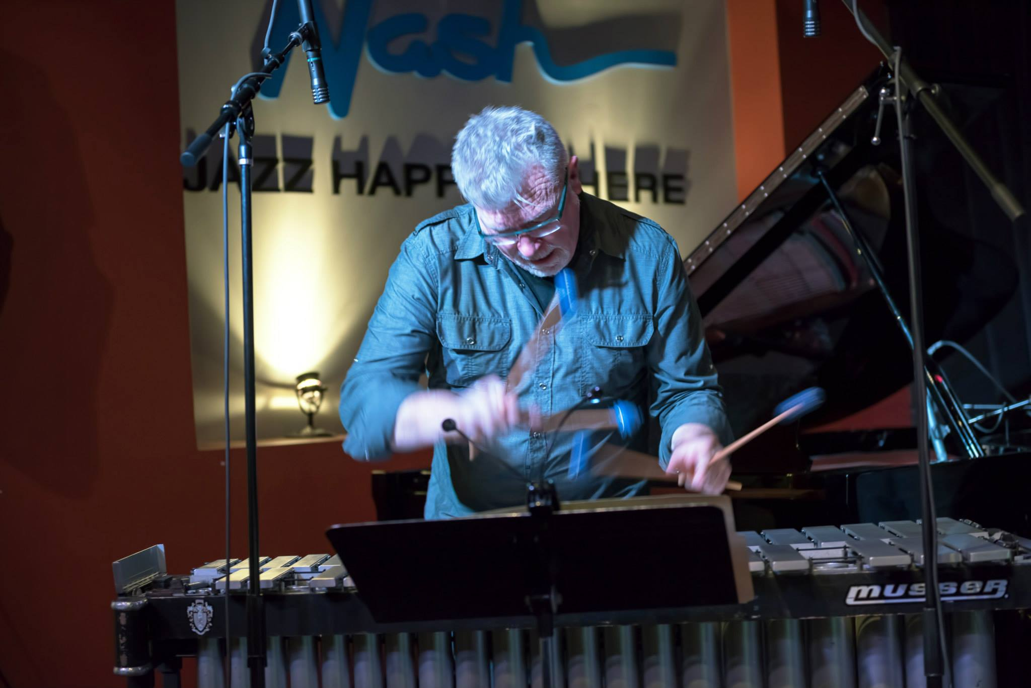 Brett Reed With The Keith Kelly Quintet At The Nash In Phoenix