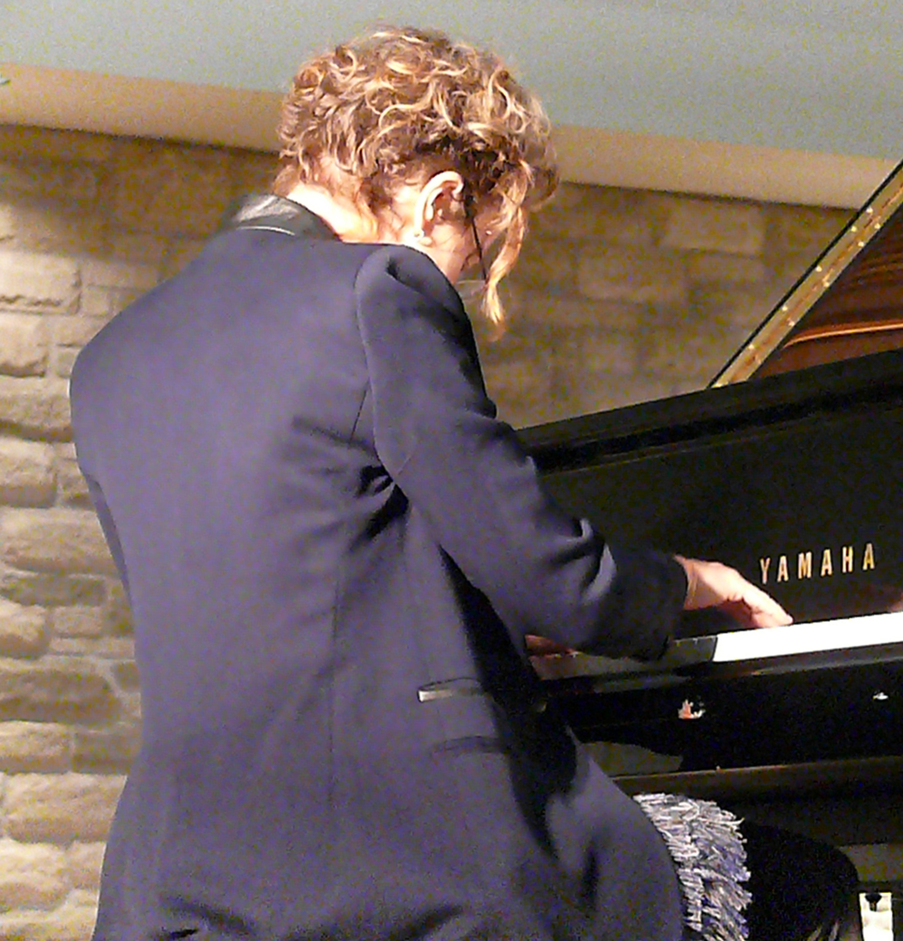 Myra Melford at Guelph 2012