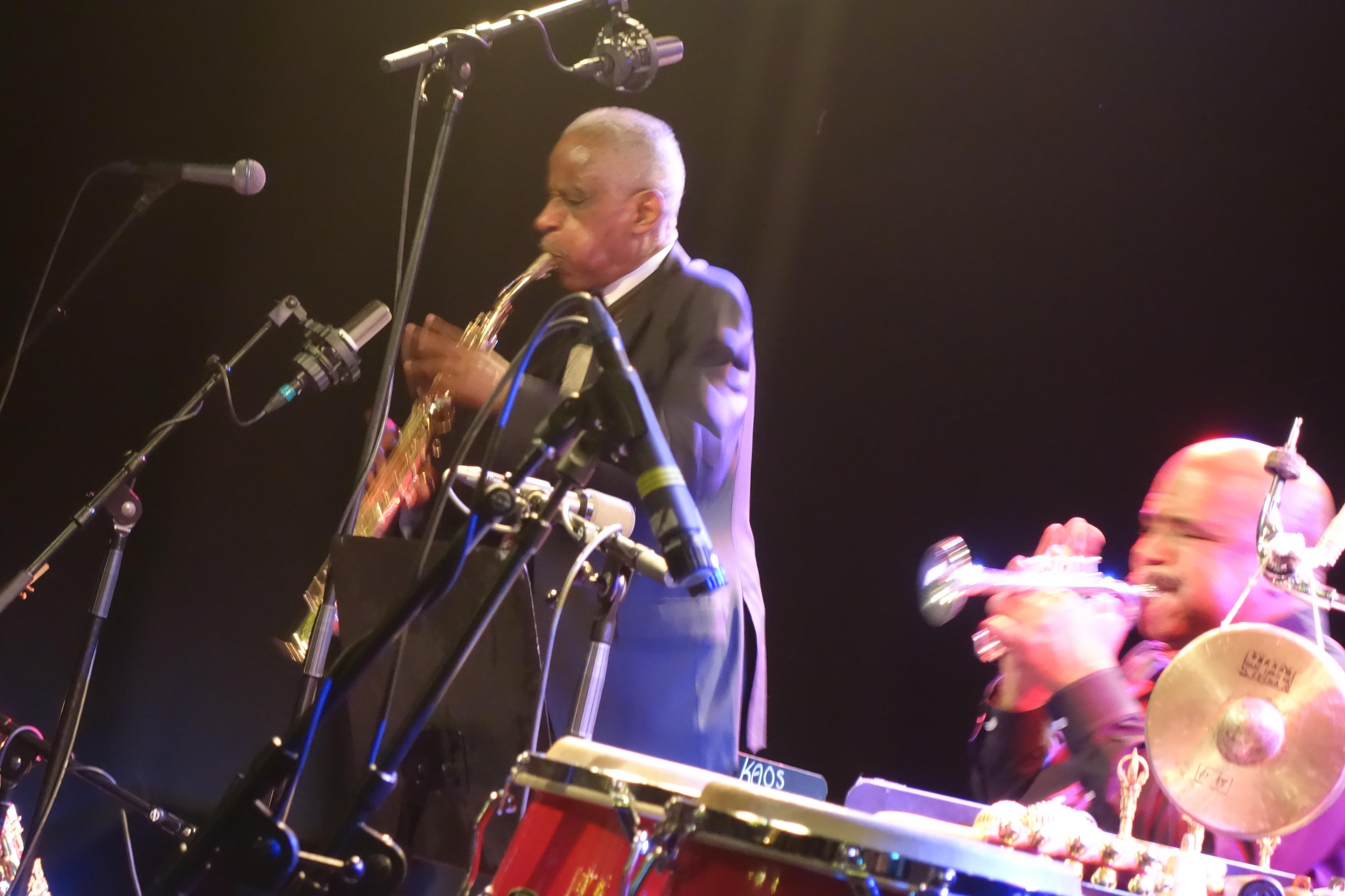 Roscoe Mitchell , Hugh Ragin - Kongsberg Jazz Festival 2017