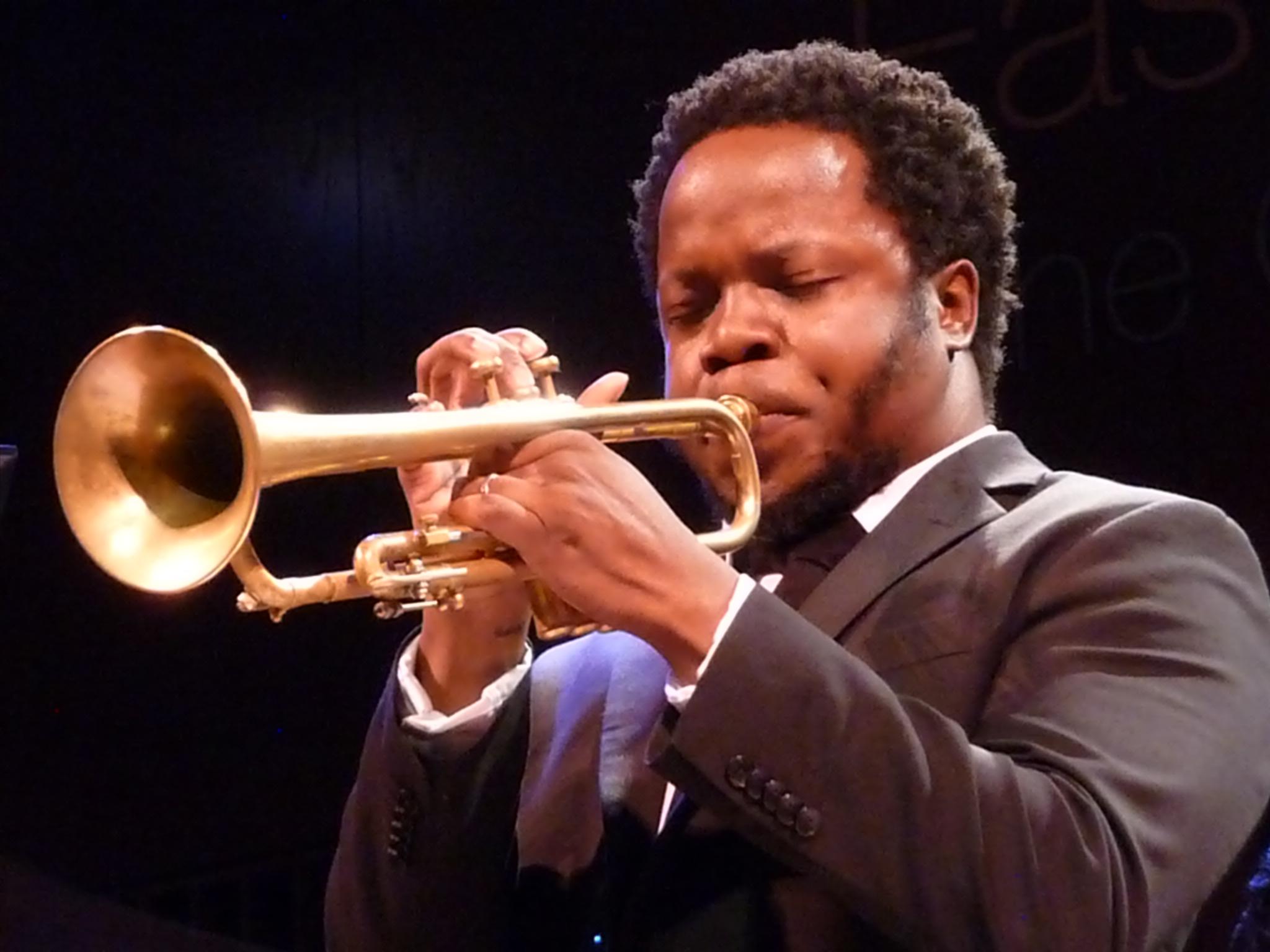 Ambrose Akinmusire at Tri-C Jazzfest Cleveland 2011