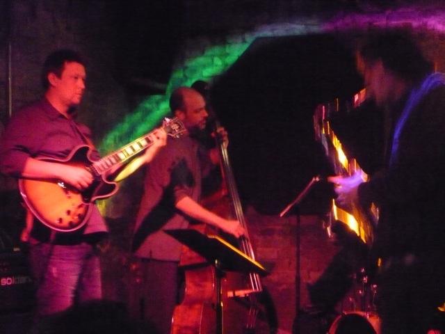Myles brown quintet