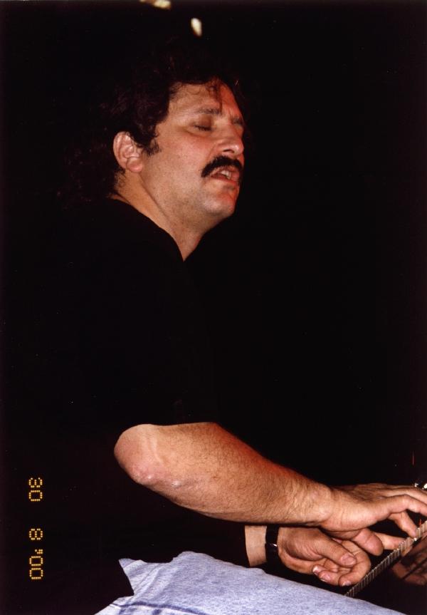 2000-08-30 David Torkanowsky (Astral Project), Red Sea Jazz Festival, Eilat, Israel