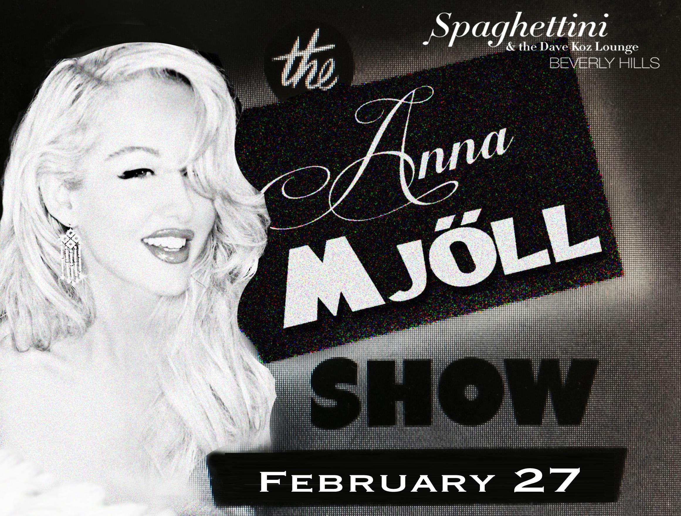 The Anna Mjoll Show
