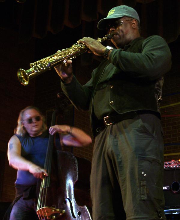 Dominic Duval &Amp; Joe McPhee