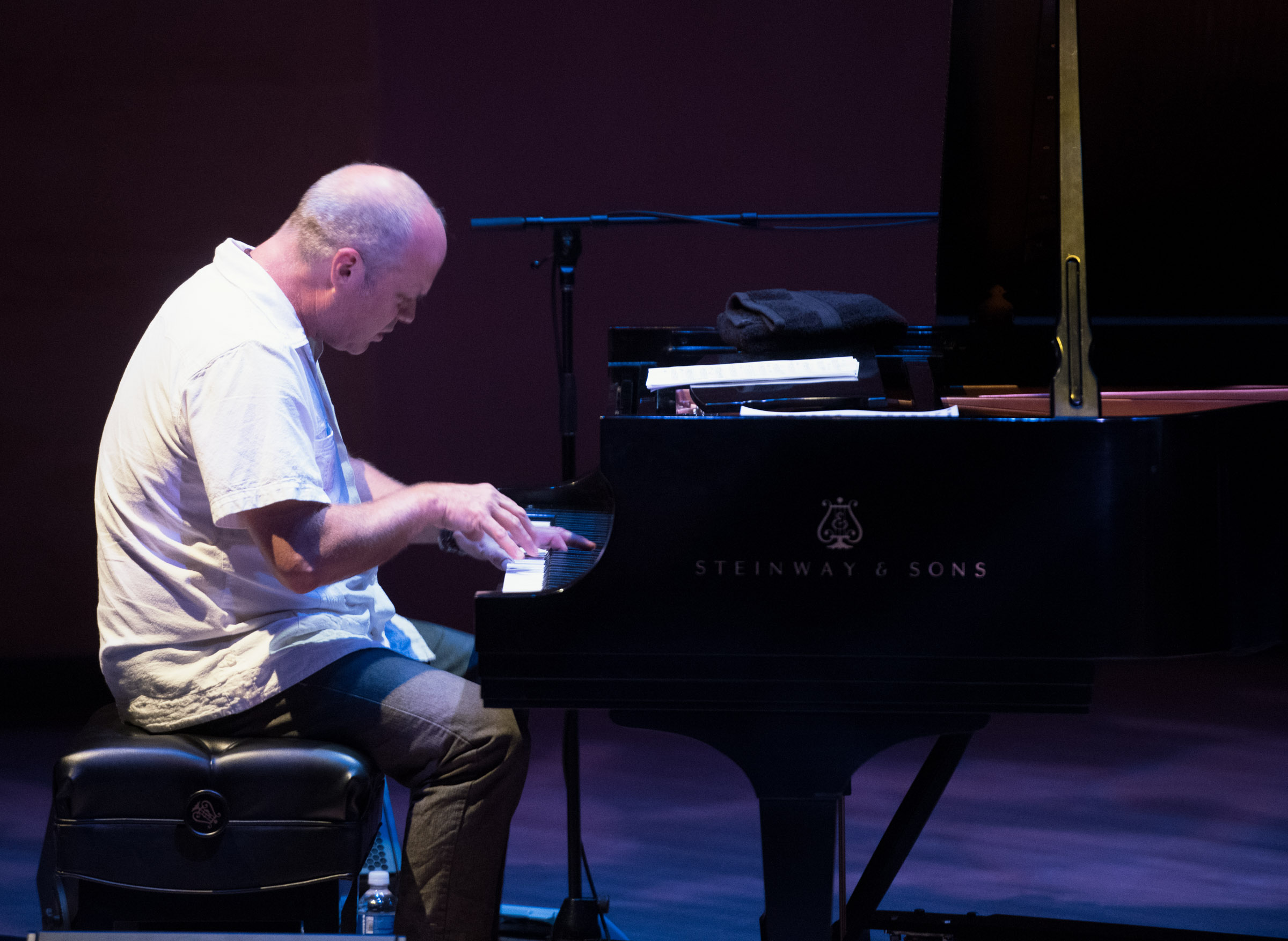 John Medeski With Medeski Scofield Quartet At The Musical Instruments Museum (mim) In Phoenix