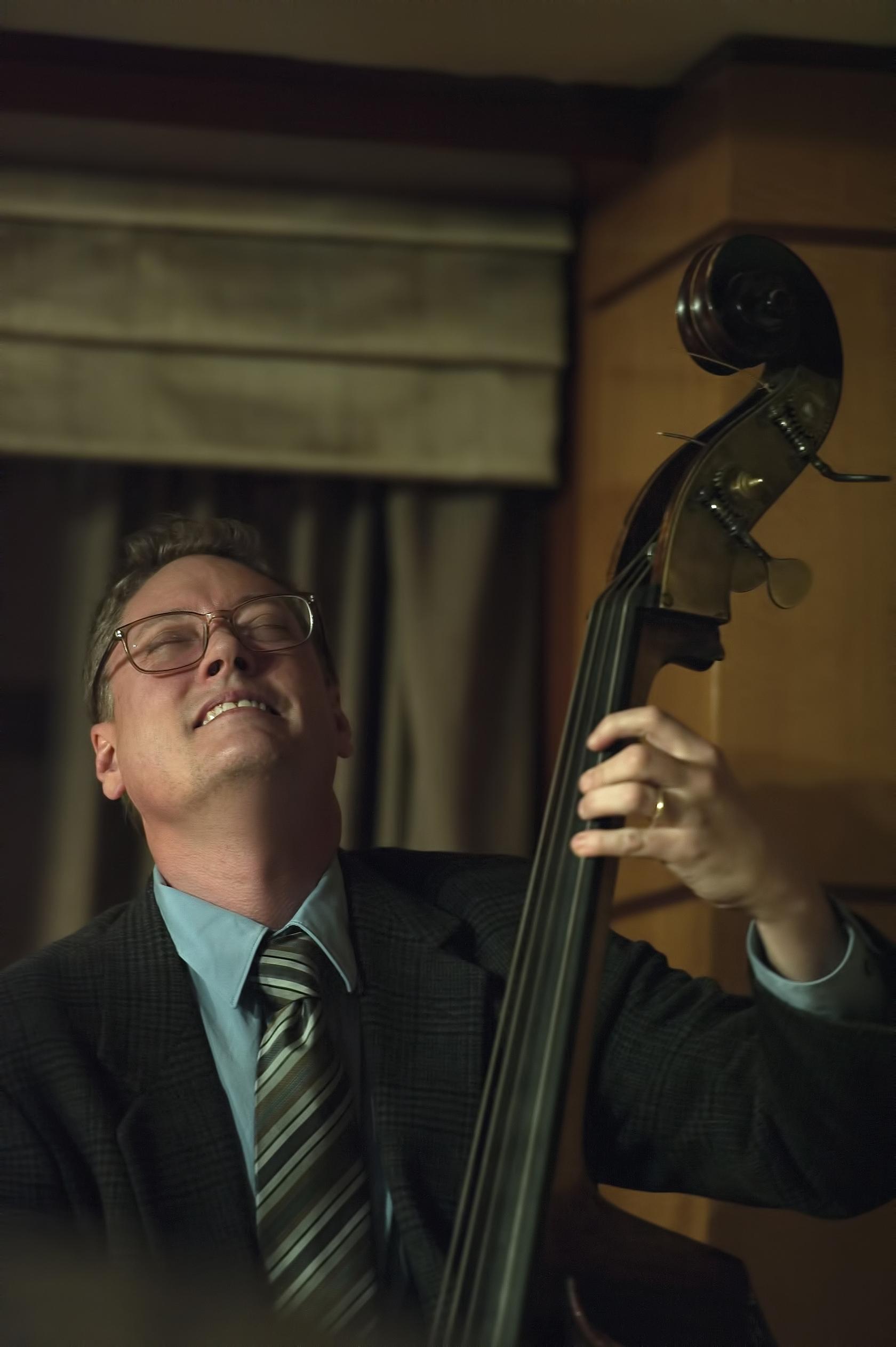 Doug Weiss with Marc Copland Trio
