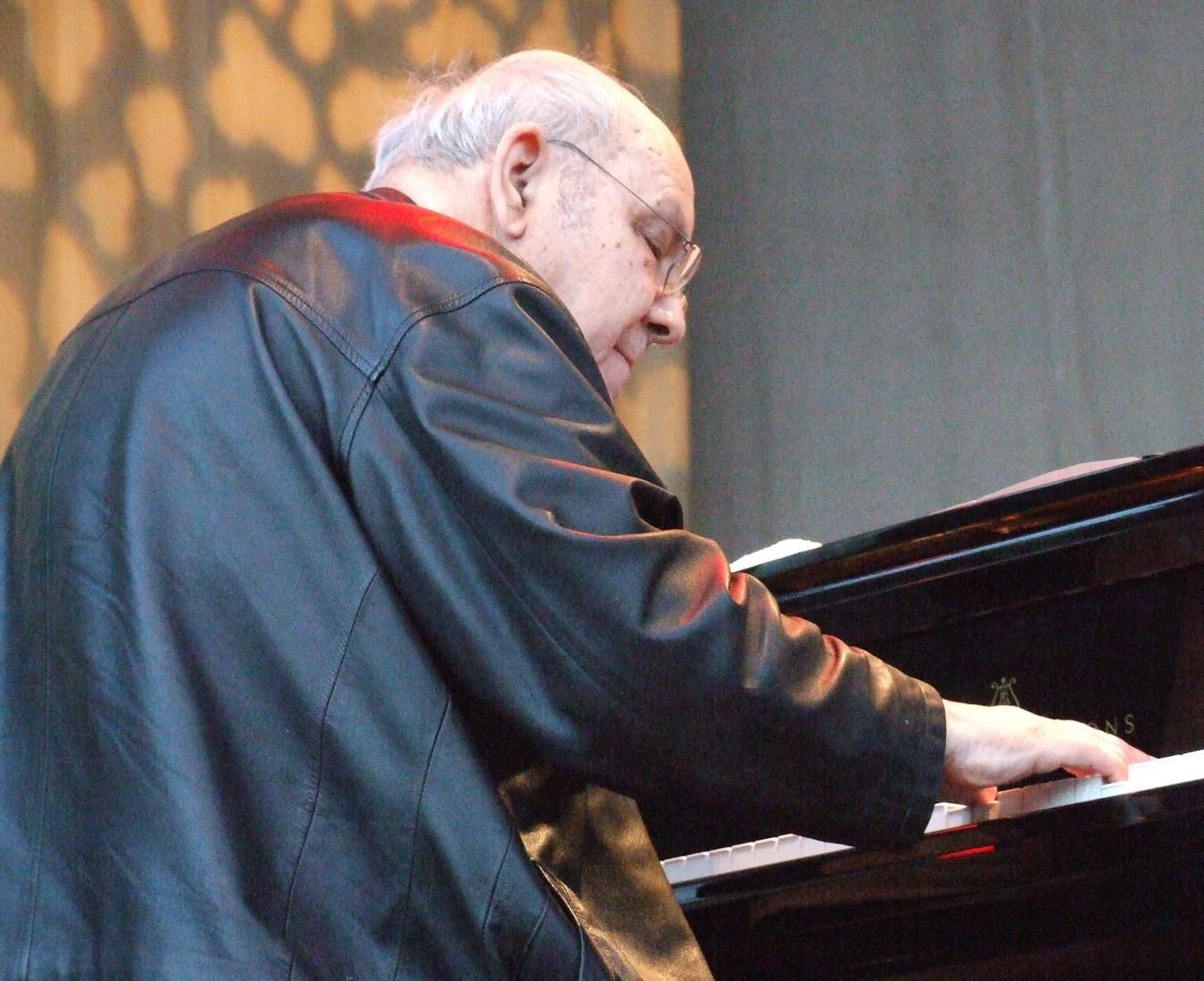 2008 Chicago Jazz Festival, Sunday: Misha Mengelberg, Venerable Co-Leader of the Equally Venerable Dutch ICP Orchestra