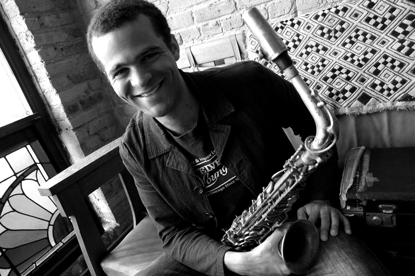Saxophonist/Composer Greg Ward