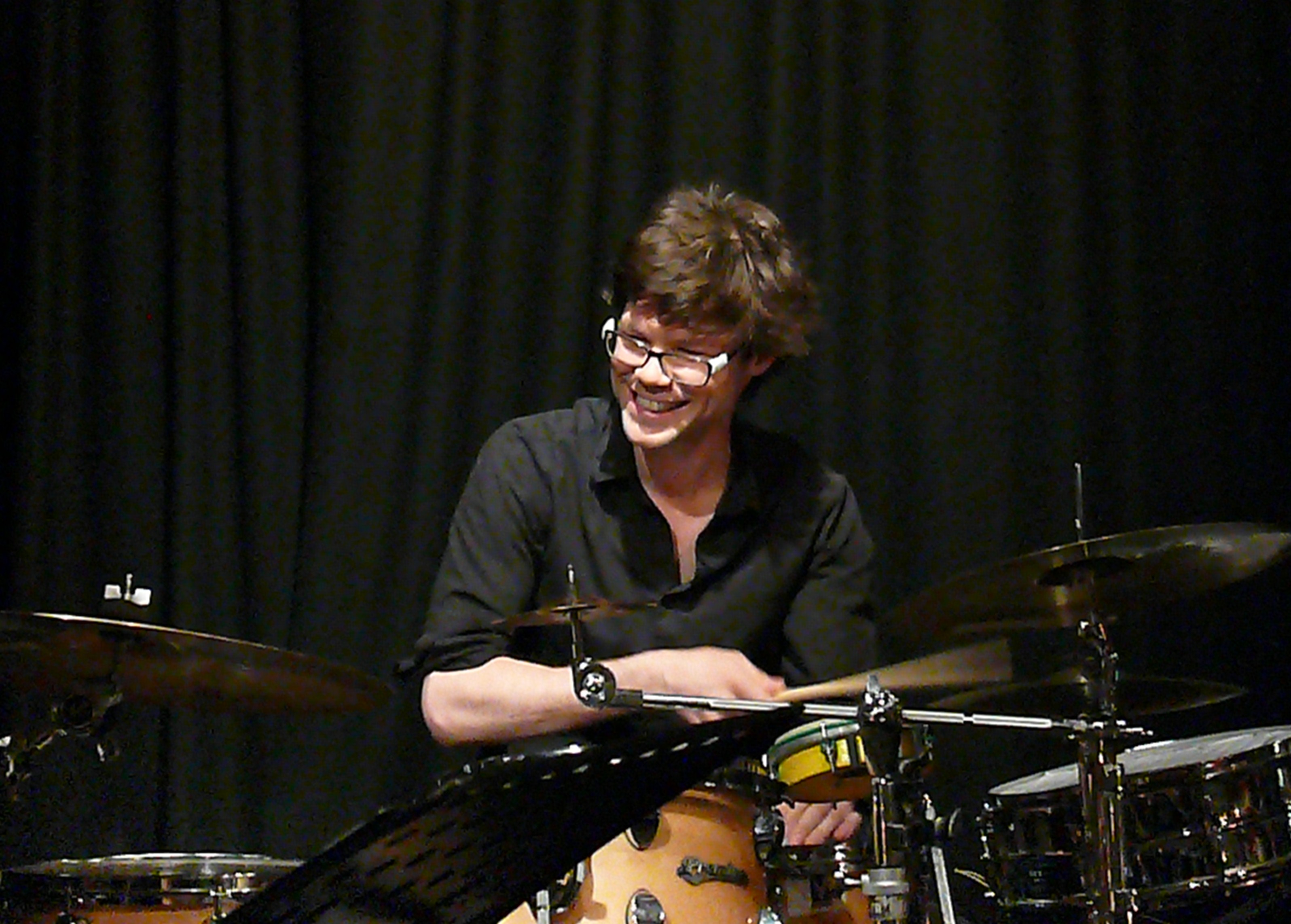 Kevin O'Shea at the Vortex in July 2011