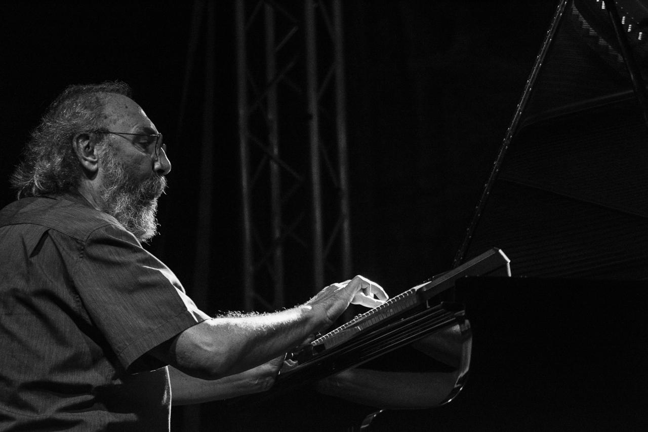 Patrizio Fariselli - Area Open Project trio