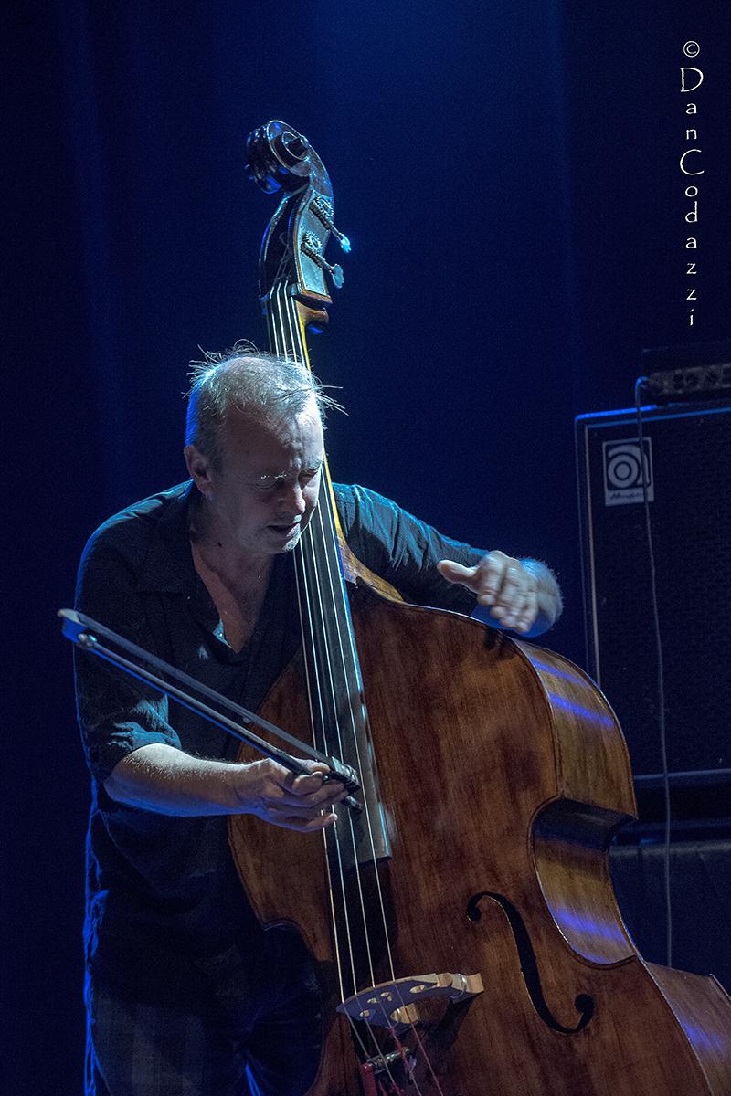 John Edwards, Sant'Anna Arresi Jazz Festival 2018