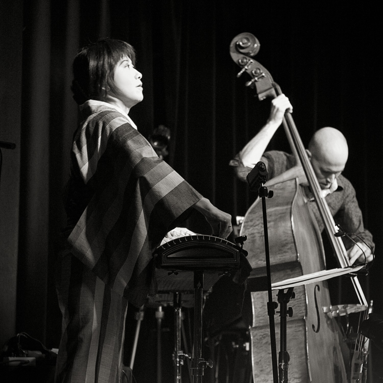 Mieko Miyazaki and Chris Jennings