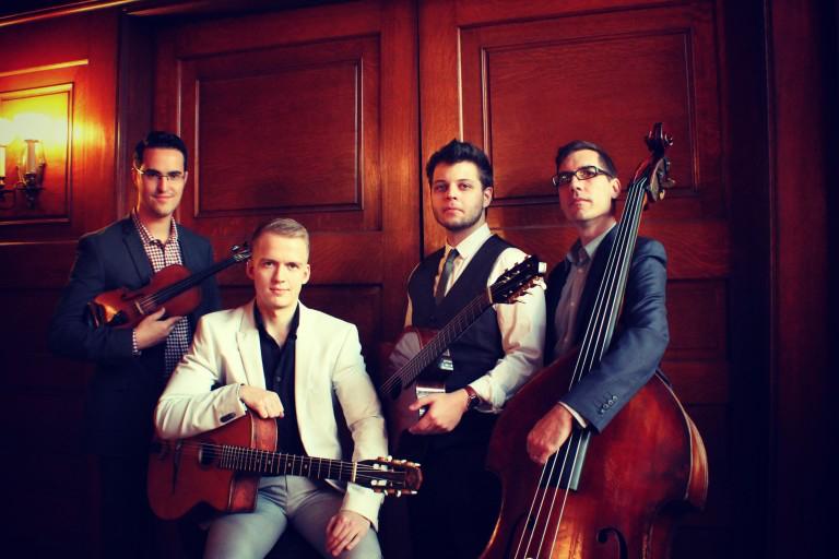 Rhythm Future Quartet