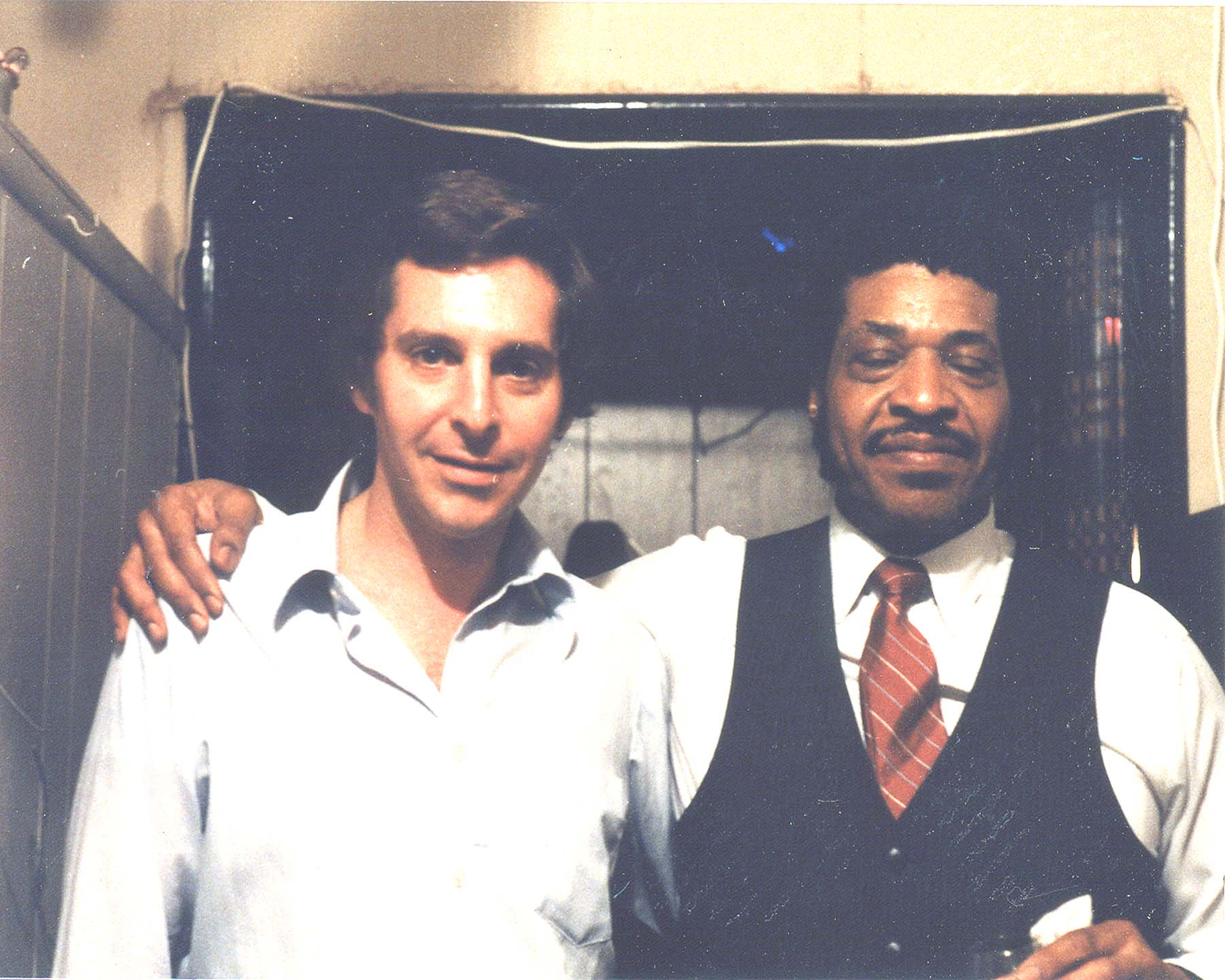Jim and George Coleman