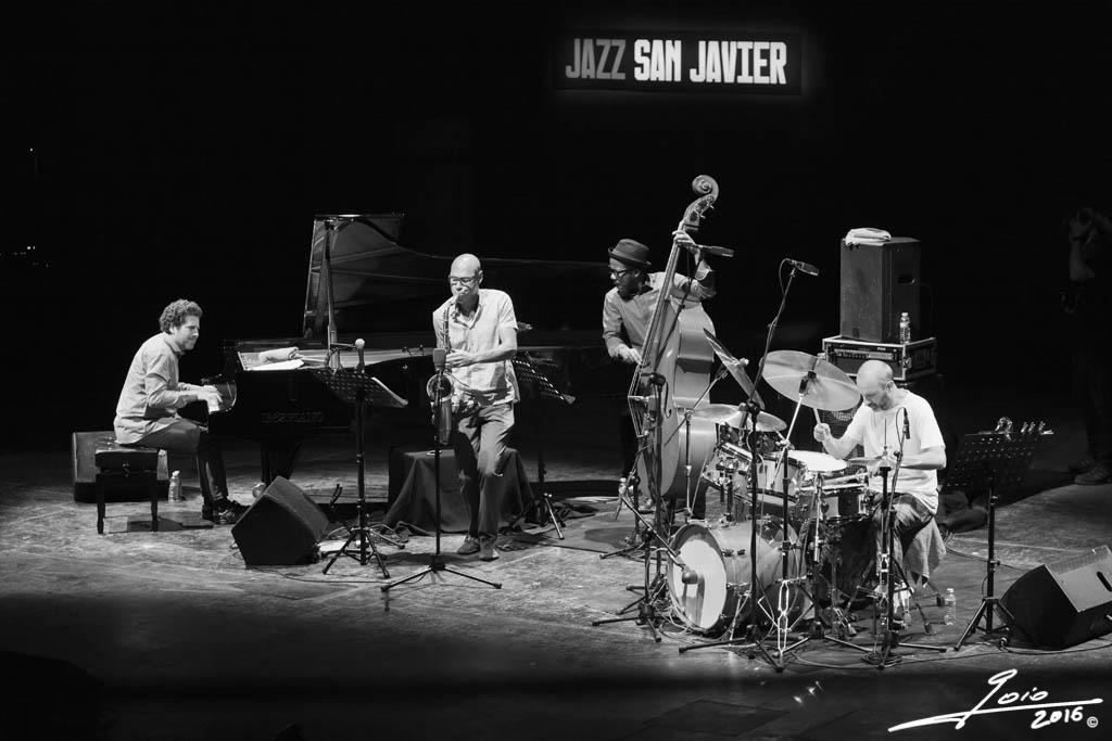 Joshua Redman Quartet-2016
