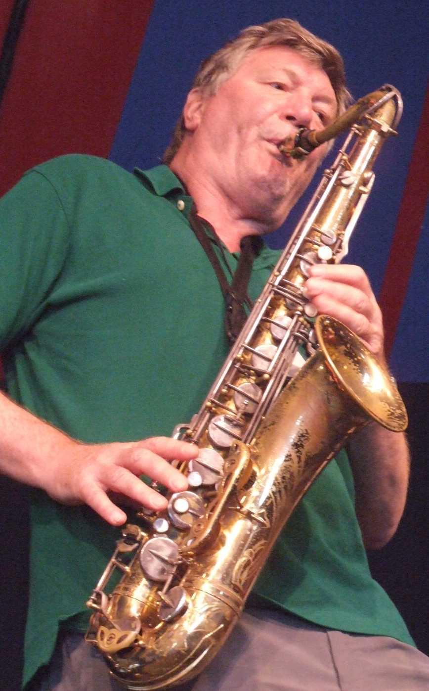 Stan Sulzmann with Ken Baldock Quintet at 2009 Ealing Jazz Festival
