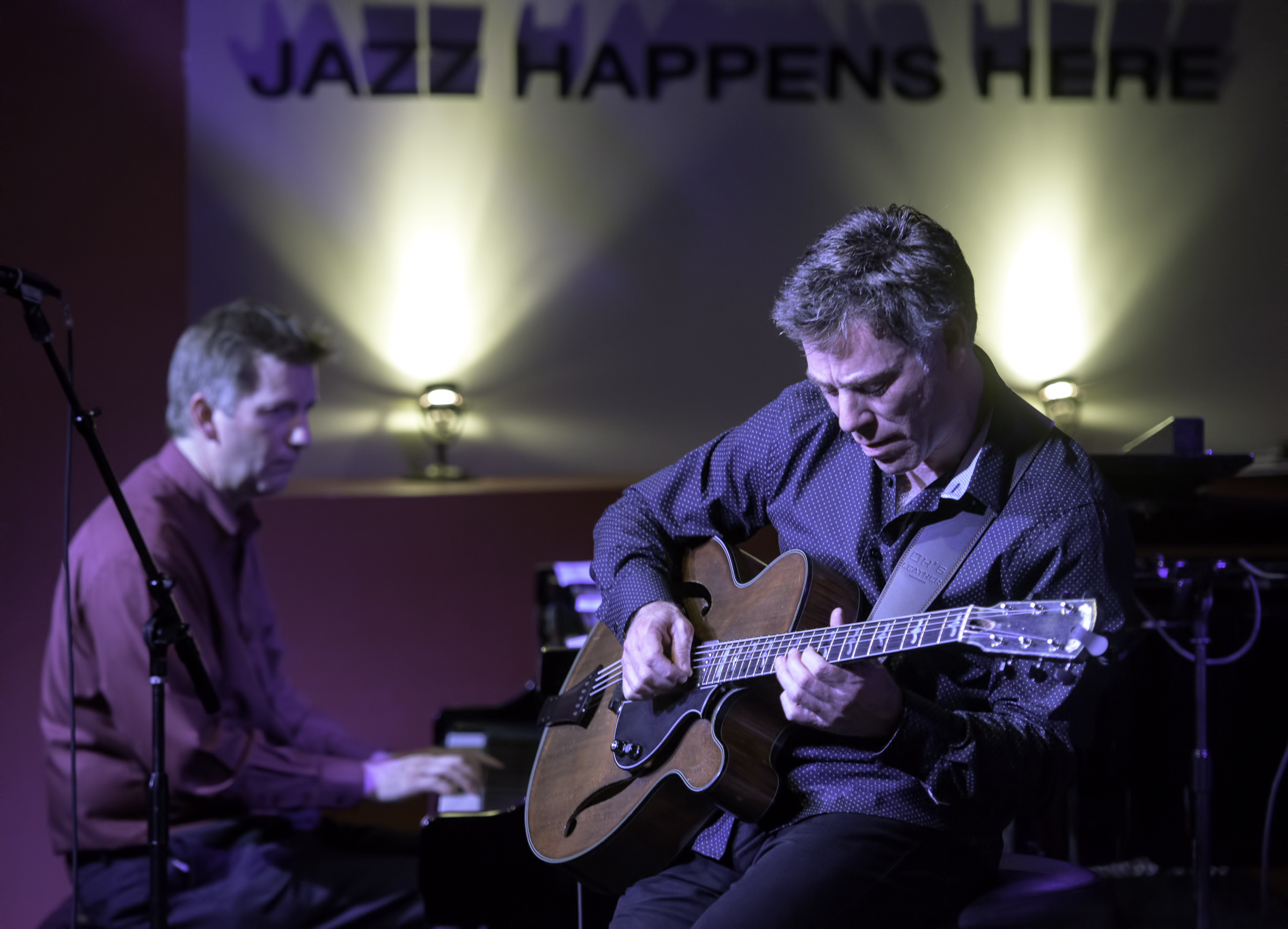 Michael Kocour And Peter Bernstein At The Nash, Phoenix
