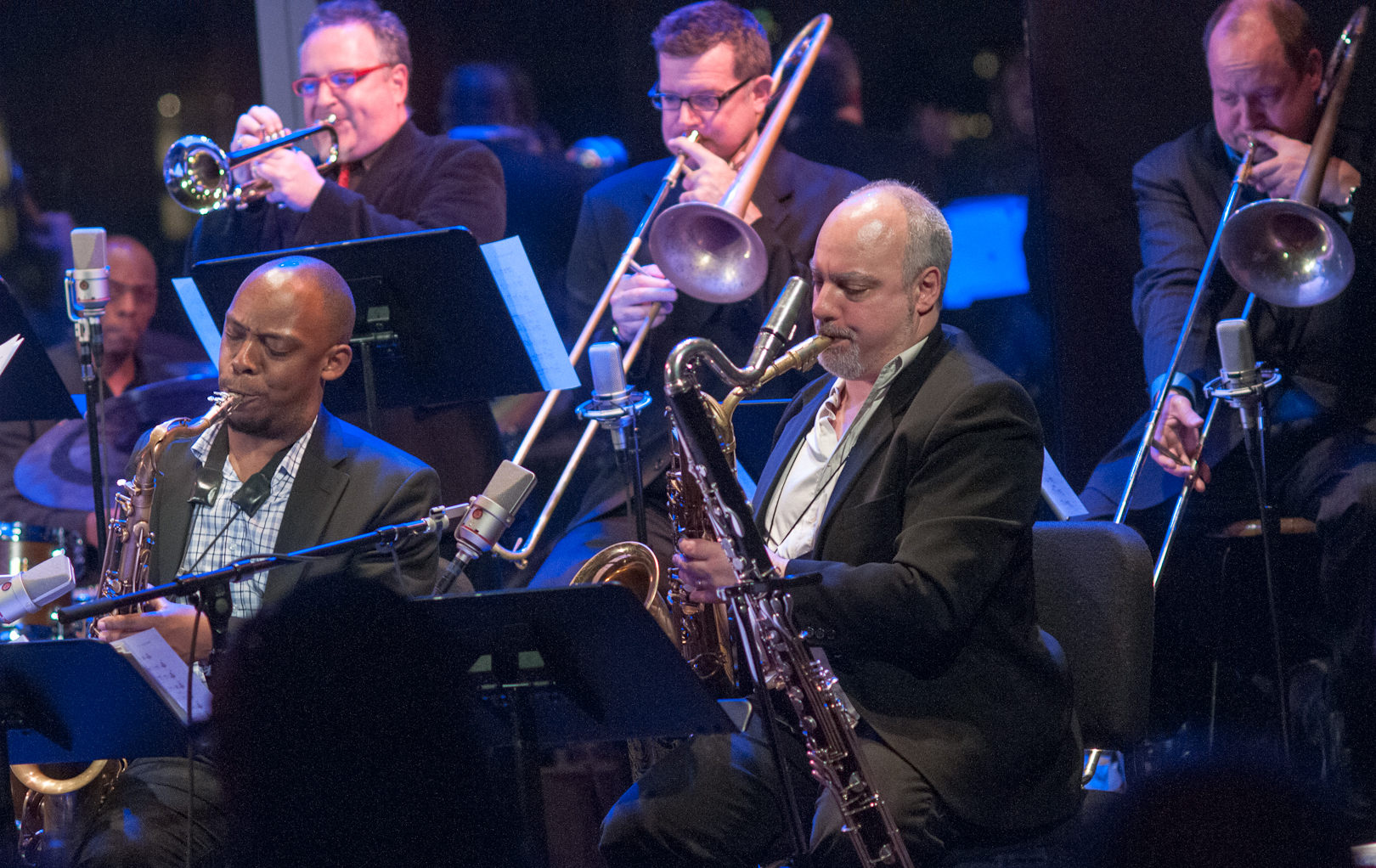 Norbert Stachel with Endangered Species: The Music of Wayne Shorter at Dizzy's Club Coca Cola