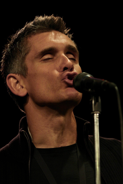 Curtis Stigers, on Jazzhouse, Copenhagen 2006, Denmark
