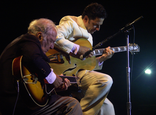 Body and Soul - Pizzarelli-Style